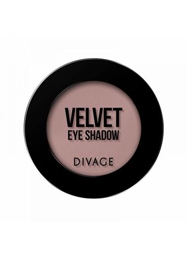 Divage Divage Velvet - Mat Göz Farı 7305 Renkli